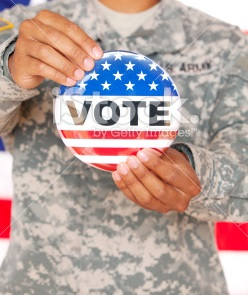 Military Voter Image